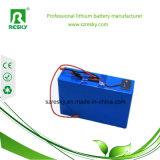 しみの例との李イオン18650電池のパック36V 15ah