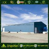 Jogo de edifício de aço modular da oficina (LS-SS-051)