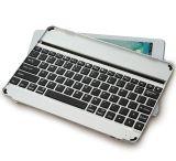 Clavier bluetooth sans fil ultra-mince d'alliage d'aluminium pour l'iPad