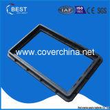 grille composée FRP de pluie de faible puissance de 450X750mm