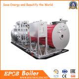 Тип боилер высокого качества горизонтальный масла газа масла термально