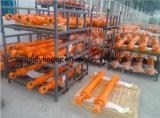 Hydraulischer Zylinder der Wannen-Dh220 für Doosan Exkavator