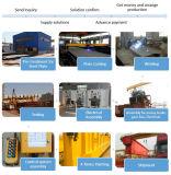 Metal contínuo das certificações do ISO do Ce que transporta o guindaste da fundição