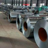 la lentejuela grande del material de construcción de 0.12mm-0.8m m PPGI galvanizó la bobina de acero