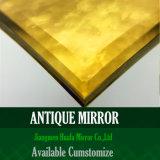 Зеркала мебели зеркала цвета зеркала дома зеркало типа Италии декоративного золотистого стеклянное
