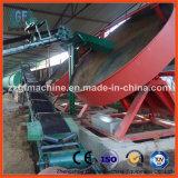 Línea del granulador del fertilizante de la pelotilla del abono de la vaca