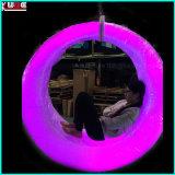 Trapeze d'intérieur d'éclairage de Colorchange d'oscillation extérieure de DEL avec l'éclairage