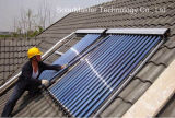 10 년 보장 열파이프 태양열 수집기 (EN12975/SRCC)