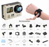 "регулятор степени 30m водоустойчивый Camcorder+Remote спорта DV 1080P 2.0 "" LCD 170 камеры действия 12m 4k WiFi"