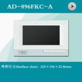 ビデオドアの電話シェル(AD-896FKC-A)