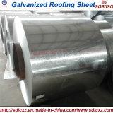 Dx51d galvanizó la bobina de acero para la superficie de la construcción