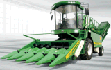 トウモロコシのための5台の列の効率的な収穫機4yzp-5