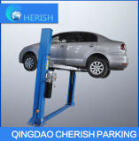 preiswerterer 2 Pfosten-Fahrzeug-Rampe Hydrauclic Auto-Aufzug des Gewicht-4000kgs