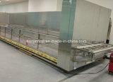 Тоннель замораживания еды быстро твердеет оборудование тоннеля IQF быстро замерзая