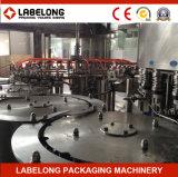 Linha de produção Carbonated do engarrafamento do refresco da bebida da capacidade pequena/maquinaria de enchimento