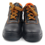 Ботинки безопасности высокого отрезока дешевые кожаный