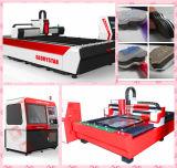 Tagliatrice del laser della fibra di CNC con il prezzo di fabbrica adatto a metallo
