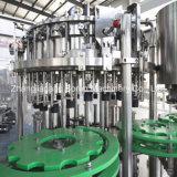 De Machines van het Flessenvullen en van de Verpakking van het glas voor het Sprankelende Sap van de Drank