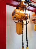 Vanbon 2ton verschob Typen elektrische Kettenhebevorrichtung