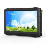 5inch 2.4G беспроволочный LCD DVR с хранением карточки SD, движением обнаруживают и закрепляют петлей запись, поддержка AV в AV вне