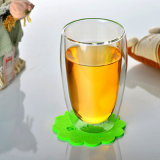 新しい極度の品質のガラス二重壁のティーカップ(CHT8602)