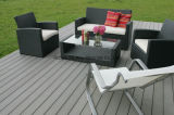 Synthetischer TeakholzWPC Decking
