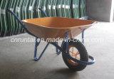 熱い販売の耐久の鋼鉄構築の一輪車