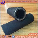Il tubo flessibile di gomma idraulico resistente del tempo con il filo di acciaio si è sviluppato a spiraleare