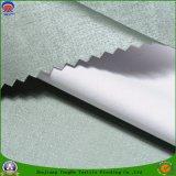 Tela impermeable tejida materia textil casera de la cortina del apagón de la capa del franco de la tela del poliester para la cortina de ventana