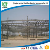 Projeto pré-fabricado do armazém da construção de aço