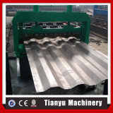 Auto-Panel-Behälter-Wand-Platten-Rolle, die Maschine bildet