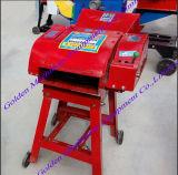 Machine de découpeur de coupeur de découpage de foin d'herbe d'alimentation des animaux