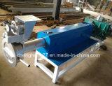 Reciclar a máquina de fabricação de grãos secos e secos PE PP