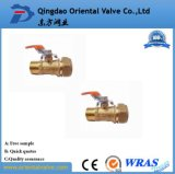 1/2 Inch Brass Check Valve Screw Thread Industrial Brass Valves