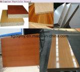 Möbel-Verbrauch-Melamin stellte Spanplatte mit 1220X2440mm gegenüber