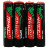 Lange trockene Batterie der Arbeitszeit-R03p AAA Um-4 1.5V hergestellt in China