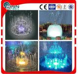 mini Muisc fontana dell'interno del giardino di 1m