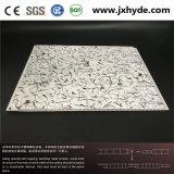 6*250mm熱い押すBuiling物質的なPVC天井板の壁パネル