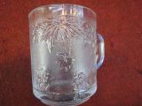 Cristalleria di vetro calda Kb-Hn0835 della tazza di birra della tazza