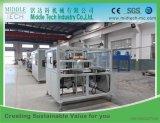 UPVC/PVC twee de Pijp van Holten/de Lijn van de Productie en van de Uitdrijving van de Buis