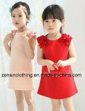Одежды детей платья выскальзования Sweety безрукавный