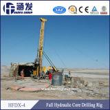 Impianto di perforazione idraulico pieno di carotaggio della miniera Hfdx-4