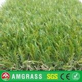 Landscaping и трава украшения сада и синтетическая дерновина