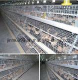 un type cage d'oiseau de matériel de ferme