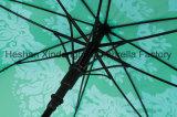 Grands doubles parapluies de golf d'écrans de qualité avec les logos personnalisés (GOL-0030FAD)