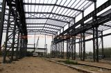 Wide Span Steel Warehouse for Factory