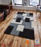 Handgemachte Polyester-Noppe-Fußboden-Teppich-Wohngebiet-Wolldecken