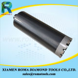 Биты пустотелого сверла диаманта Romatools для усиливают конкретное Dcr-230
