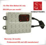 reator ESCONDIDO magro super de 12V 55W com 24 garantias dos meses