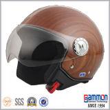 Helmet (OP228) Harleyの美しいECEの開いた表面オートバイかモーターバイクまたは女性